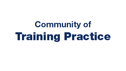 Logo Community of Training Practice