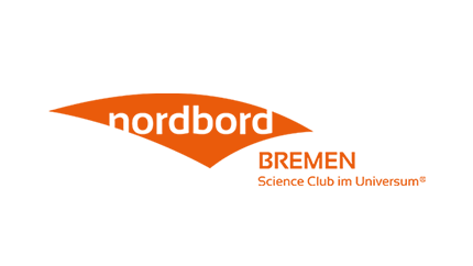 Logo nordbord Bremen – Science Club im Universum®