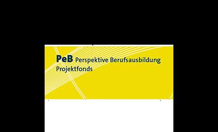 Logo PeB Perspektive Berufsausbildung
